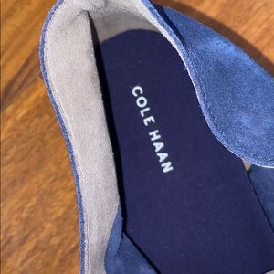 Cole Haan Suede Dress shoes